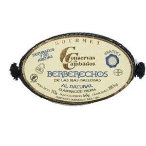 Berberechos de ría Gourmet 25 a 30 piezas
