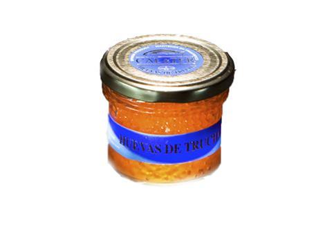 Caviar de trucha Calter 100g