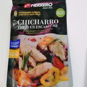 Chicharro en escabeche Herrero bolsa 240g