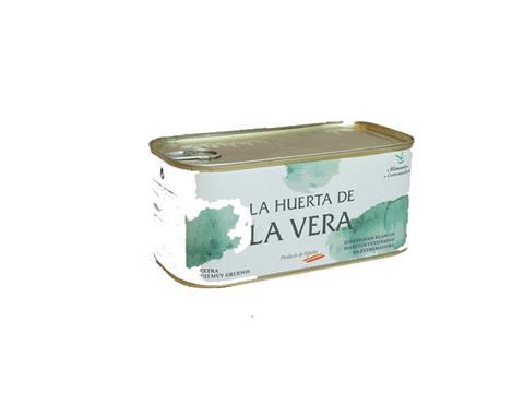Espárrago blanco La Huerta de la Vera 9 a 12 piezas