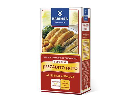 Harina especial pescadito frito 500g
