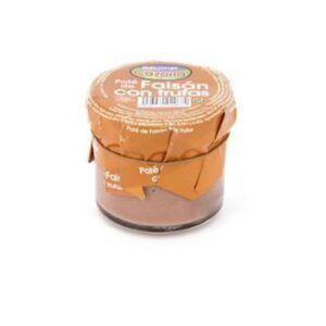 Paté de faisán con trufa Sierra de Cazorla 100g