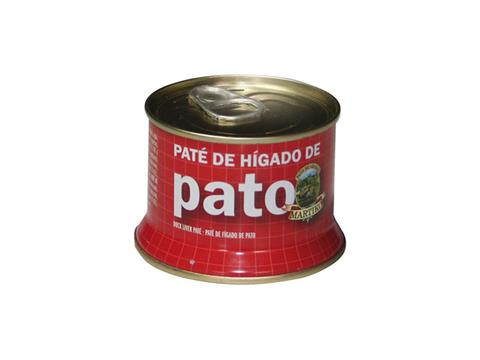 Paté de pato Martiko 100g