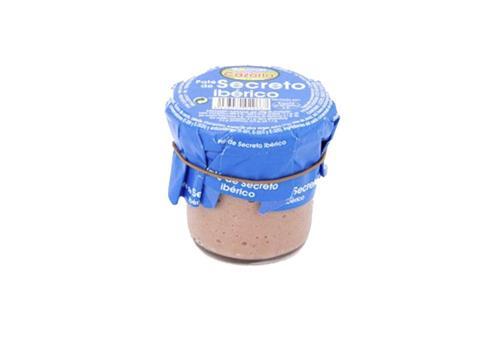 Paté de secreto ibérico Sierra de Cazorla 100g