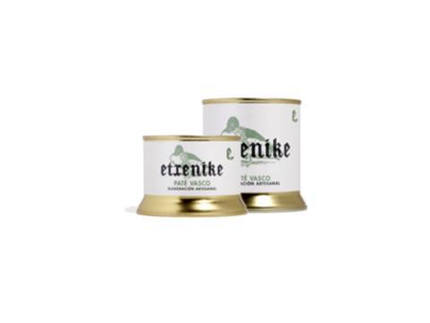 Paté vasco Etxenike 190g