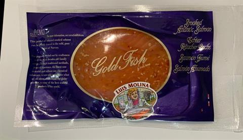 Salmón Chili Sashimi Luis Molina 200g