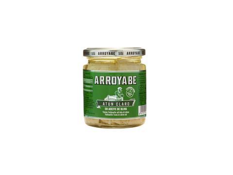 Atún claro aceite de oliva Arroyabe 250g